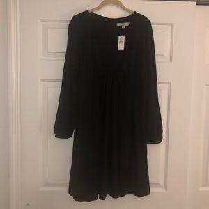 Ann Taylor LOFT blouson dress